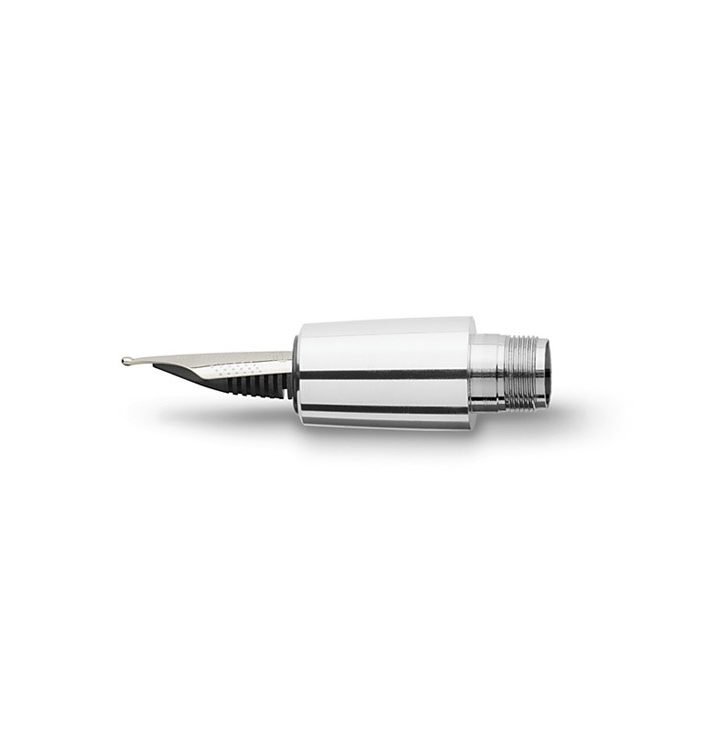 Replacement nib for E-Motion fountain pens by Faber-Castell