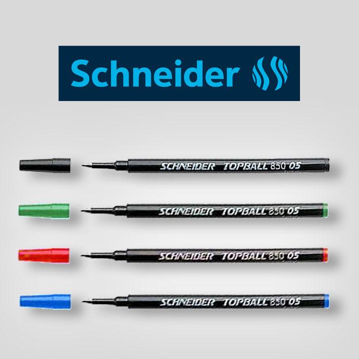 Schneider refills